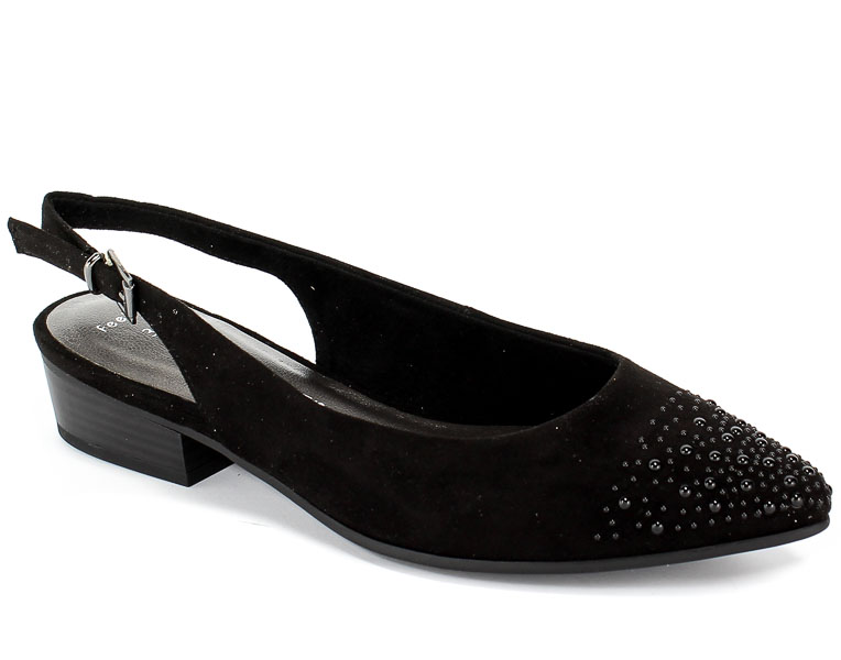 Sandały Marco Tozzi 2-29400-22 001 Black