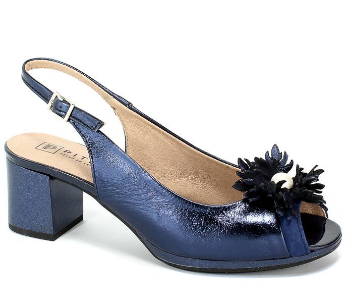 Sandały Pitillos 5563 Marin-Mari