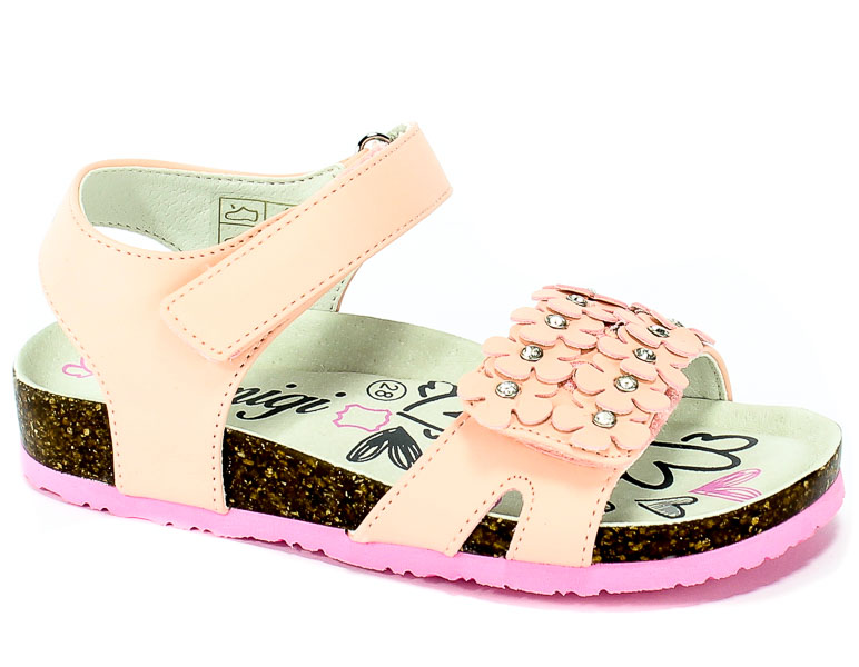 Sandały Primigi 3463511 Nappa Pu/Rosa r.24-35