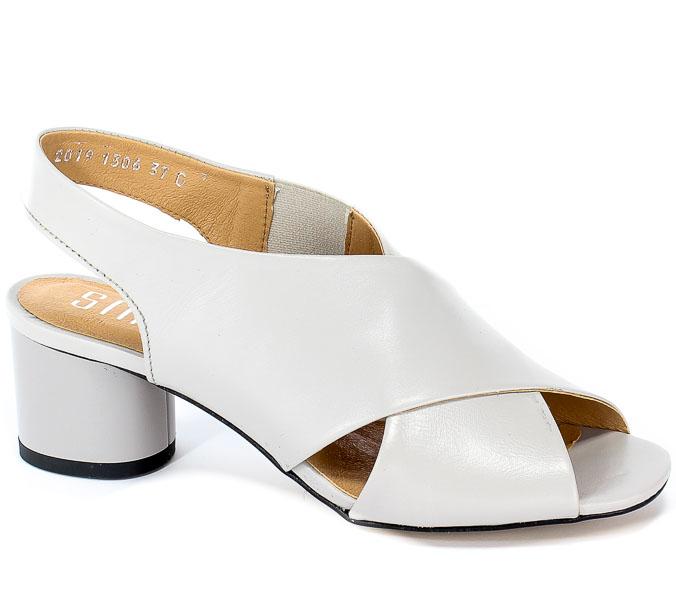 Sandały Simen 1306A Ns Szary