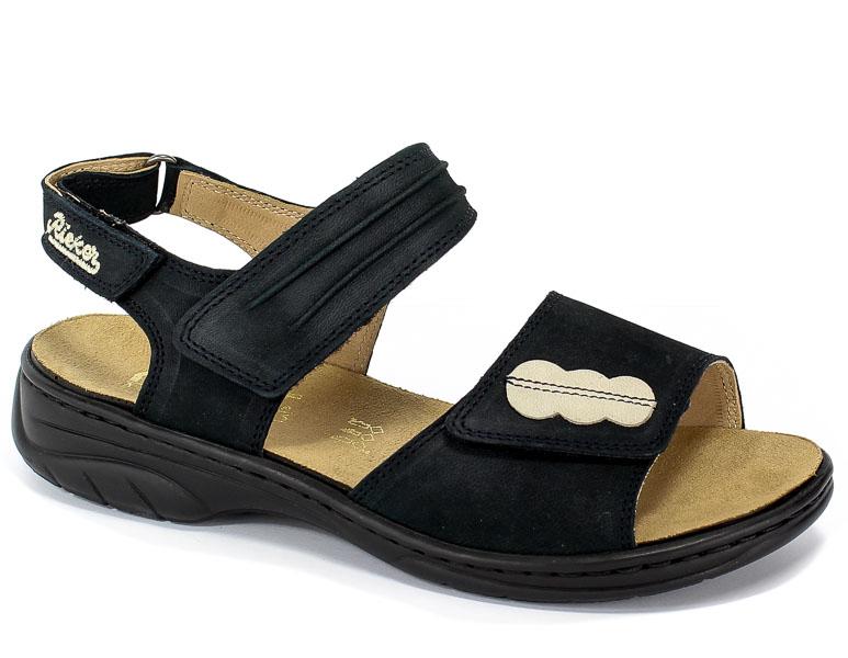 Sandały Rieker 64579-14 Blue