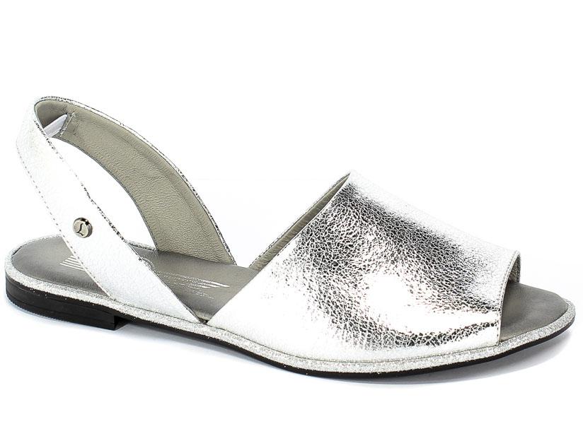 Sandały Lemar 40166 N.Kr.Srebro