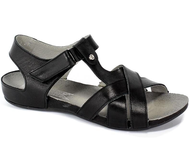 Sandały Lemar 40137 Zr.Czarny