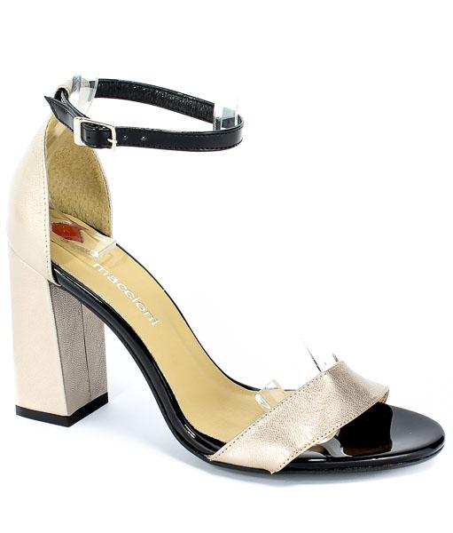 Sandały Maccioni 240 Złoty