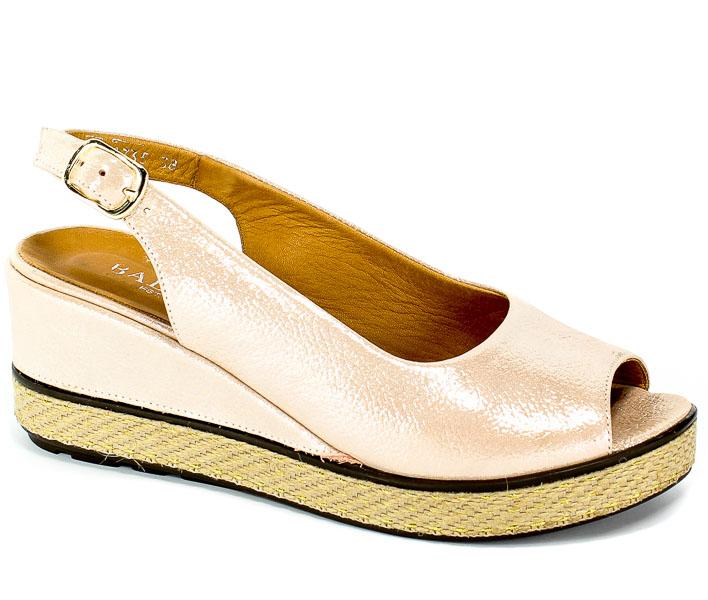 Sandały Badura 4710-69 Pudrowy