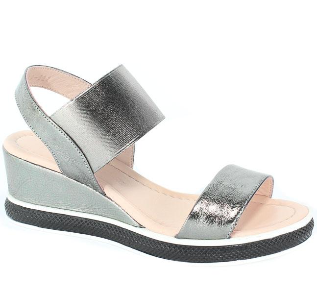 Sandały Badura 4753-69 Srebrny