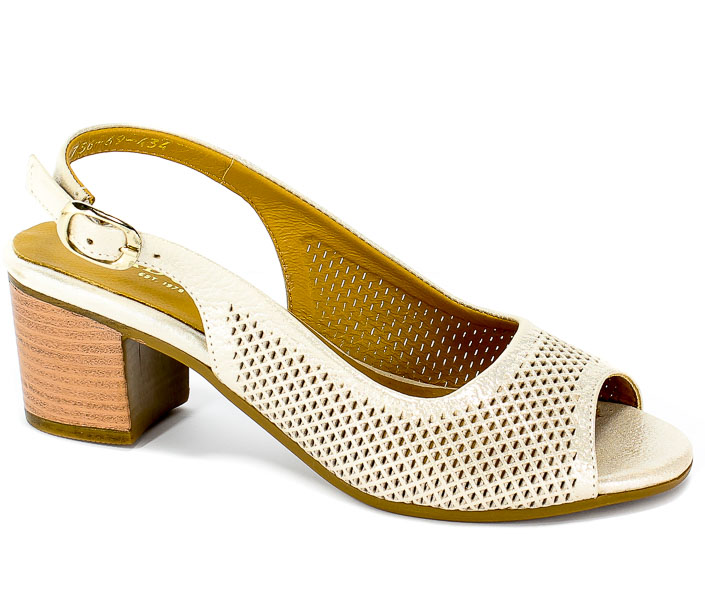 Sandały Badura 4758-69 Złoty
