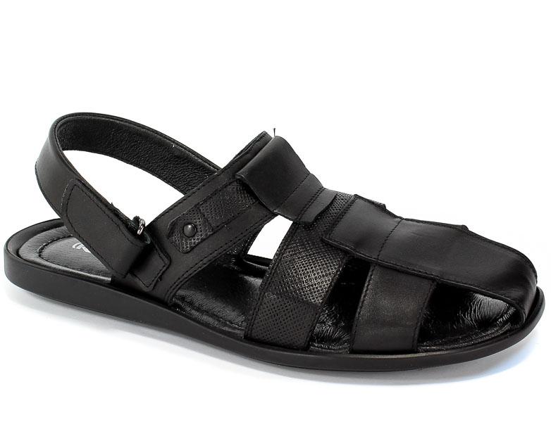 Sandały Krisbut 1194-1-1 Czarny