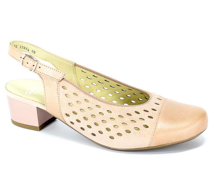 Sandały Letnie Ara 12-32084 Puder