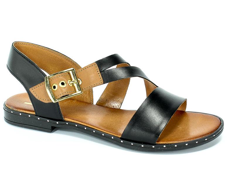 Sandały Lamanti 1-501 Czarny 1