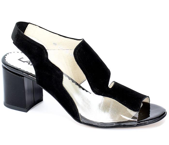 Sandały Lamanti 637 Czarny 2