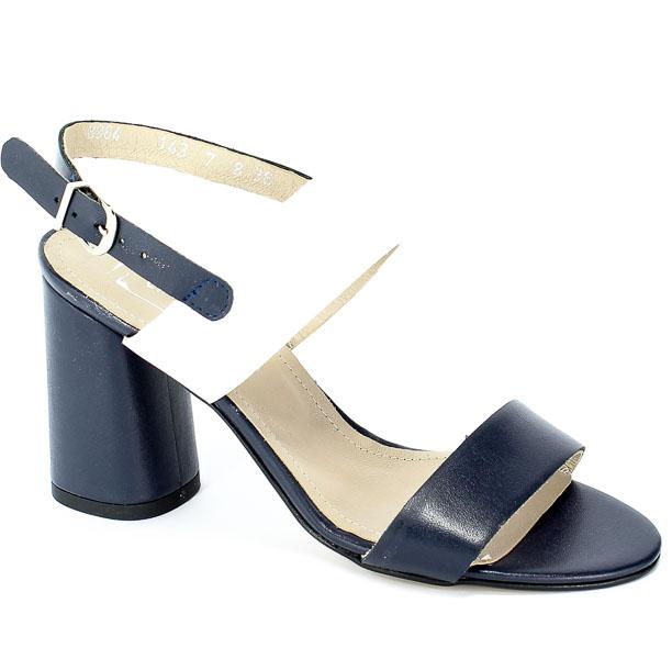 Sandały Euro Moda AMex 8964 05S+00S
