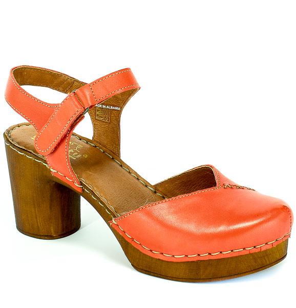 Sandały Manitu 910856 Rot