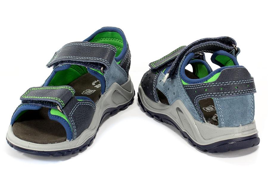 Sandały Primigi 3397500 V.Old/Scam/T.Gi/Blu r.36-40