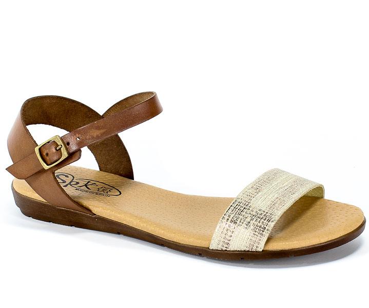 Sandały SPK Shoes 9240 Gola/Terre