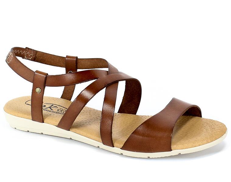 Sandały SPK Shoes 9248 Avellana
