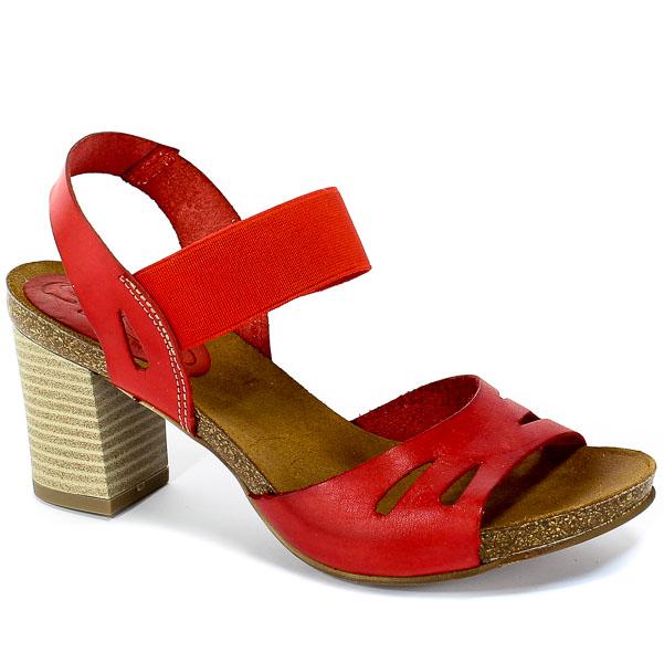 Sandały SPK Shoes 960/TC Rojo/Rojo