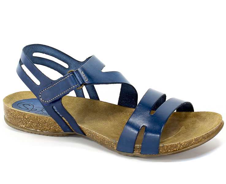 Sandały SPK Shoes 920 Azul Francia