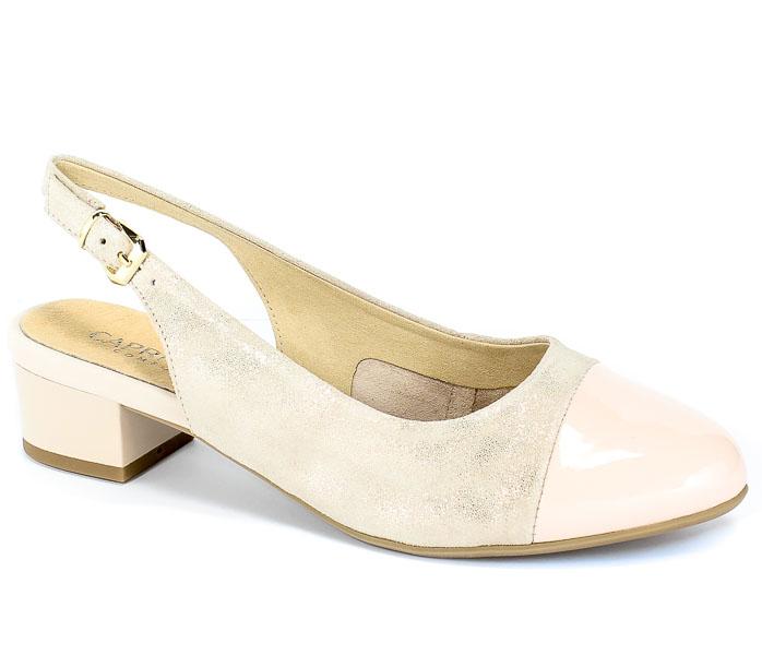 Sandały Caprice 9-29502-22 504 Rose Comb