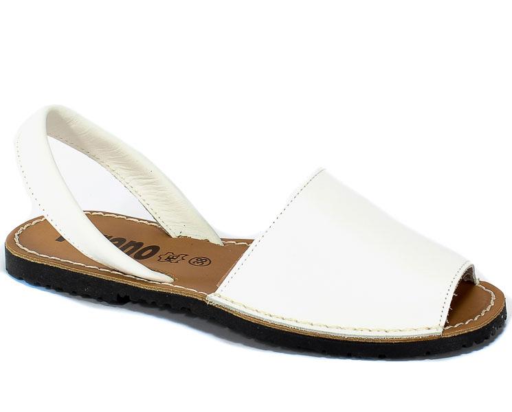 Sandały Verano 201 Blanco