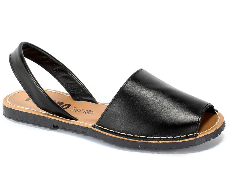 Sandały Verano 201 Negro