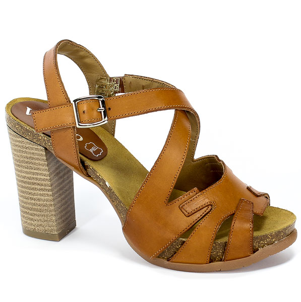Sandały Verano 2851 Cuero
