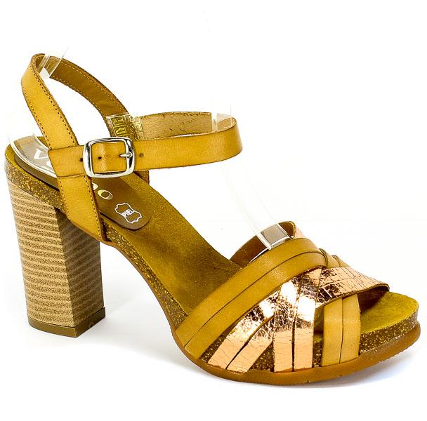 Sandały Verano 2966 Tierra Ad Bronce Old