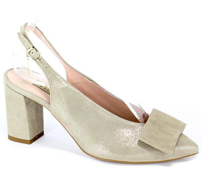 Sandały Bravo Moda 1731 Nicola Lamina