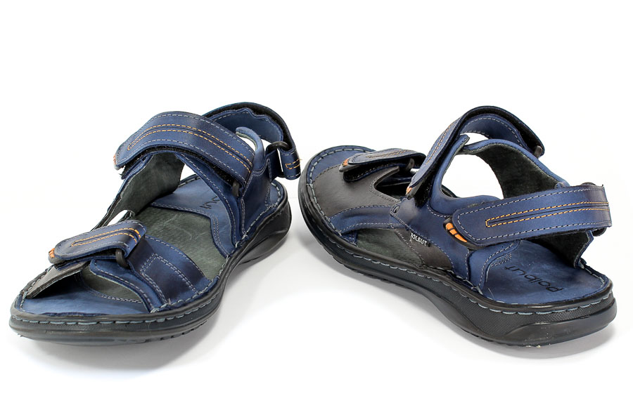 Sandały Polbut Sa-04 Blu/140