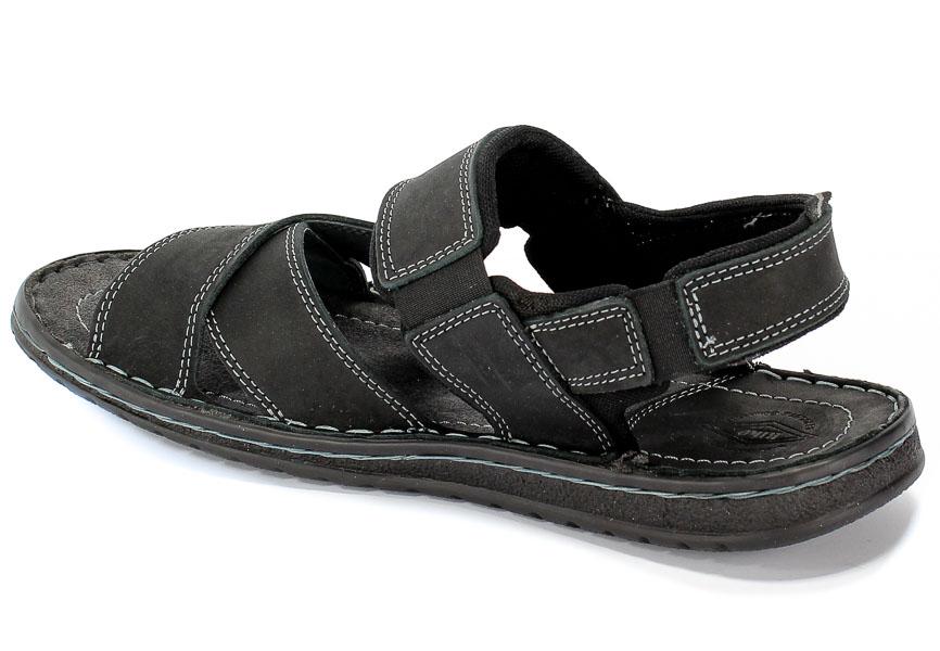 Sandały Riko 852 Crazy Czarny