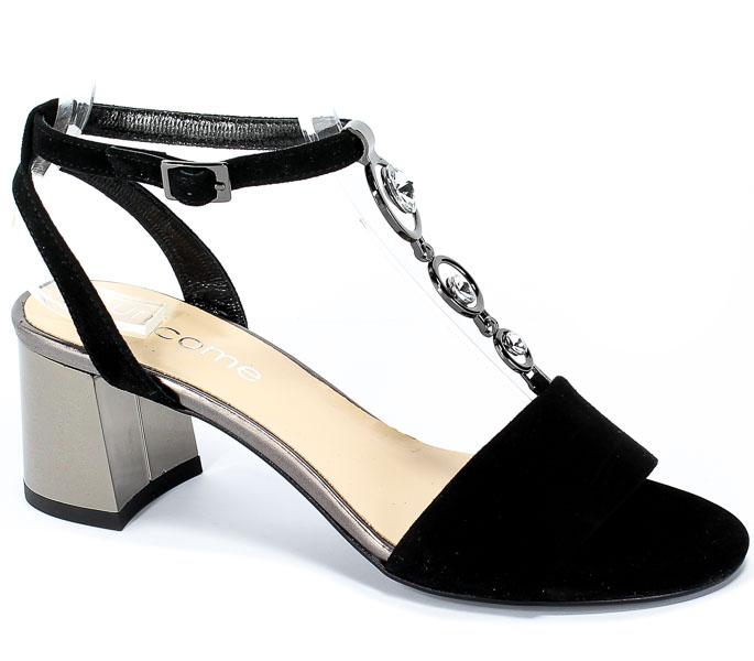 Sandały Uncome 28116 Nero