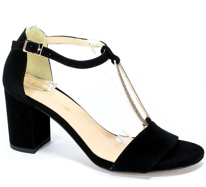 Sandały Uncome 24097O Nero
