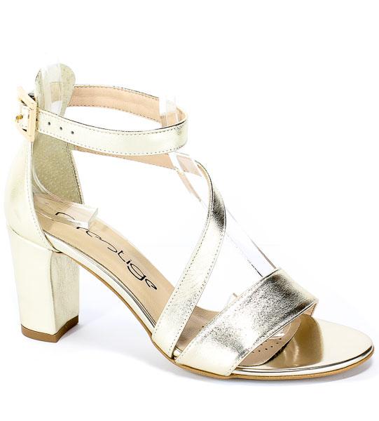Sandały Prestige 2051/Obl Zł-Lico