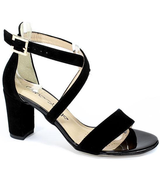 Sandały Prestige 2052/Obl K-Zamsz
