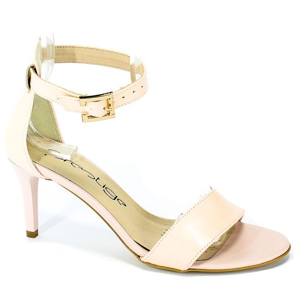 Sandały Prestige 2050 J-Róż-Lico