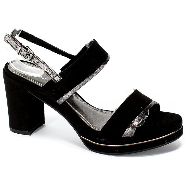 Sandały Marco Tozzi 2-28382-32 098 Black Comb