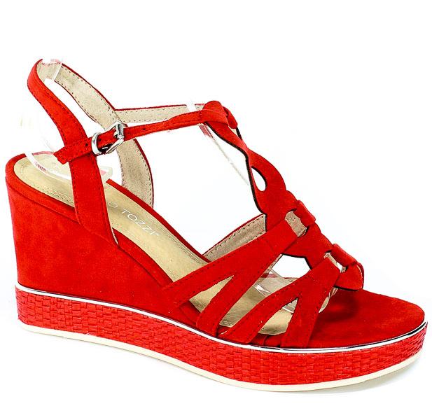Sandały Marco Tozzi 2-28377-32 533 Chili