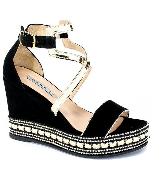 Sandały Euro Moda Lib 1030 135