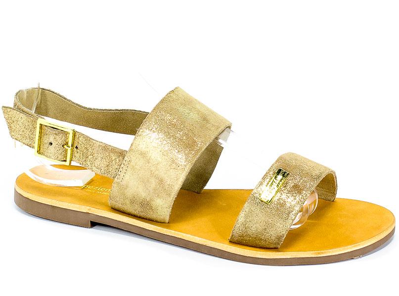 Sandały Les Tropeziennes 19105 Gold