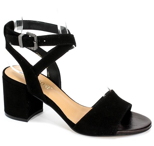 Sandały Visconi 4200303/303 Nero Wel