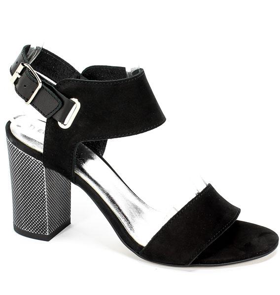 Sandały Euro Moda ChB 19 92195 Samuel 04+Sandro 04