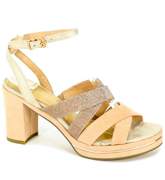 Sandały Marco Tozzi 2-28381-32 596 Rose Comb