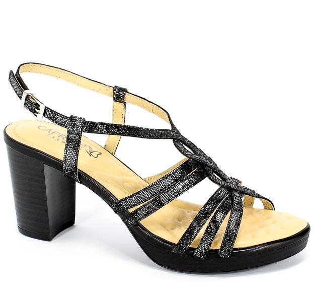 Sandały Caprice 9-28320-32 014 Black Rept.Mul