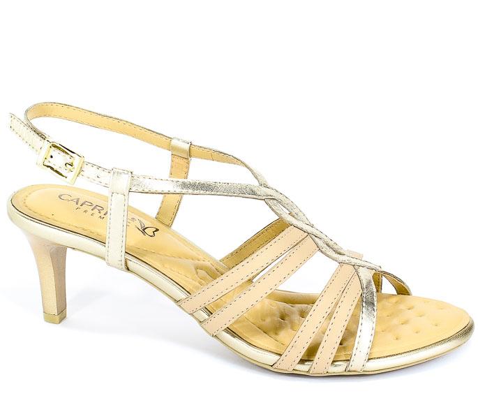 Sandały Caprice 9-28318-32 408 Beige Comb