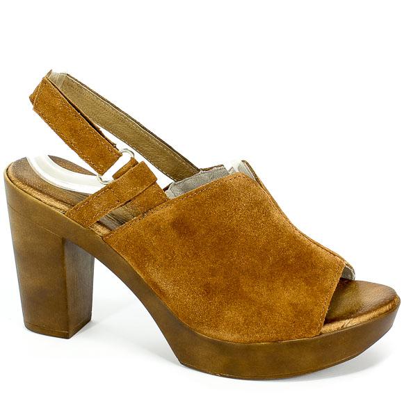 Sandały Blu... 4026 Rudy W
