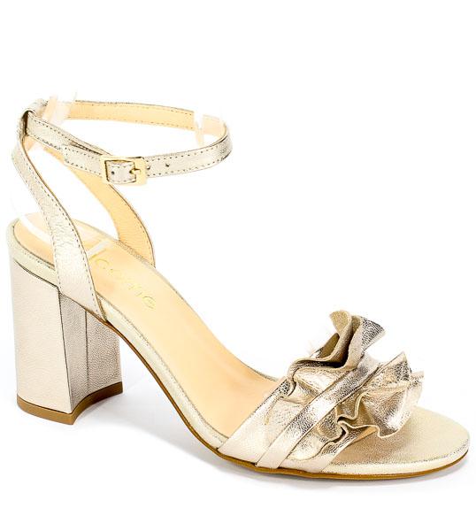Sandały Uncome 28115 Platino