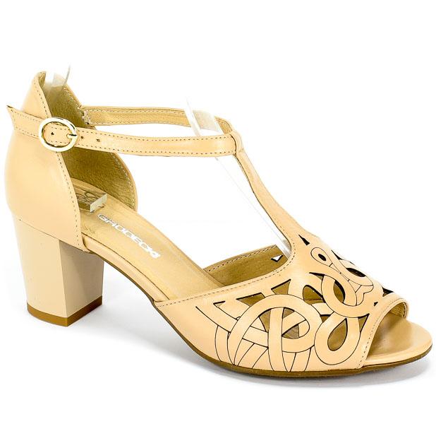 Sandały Grodecki 1114 Beż