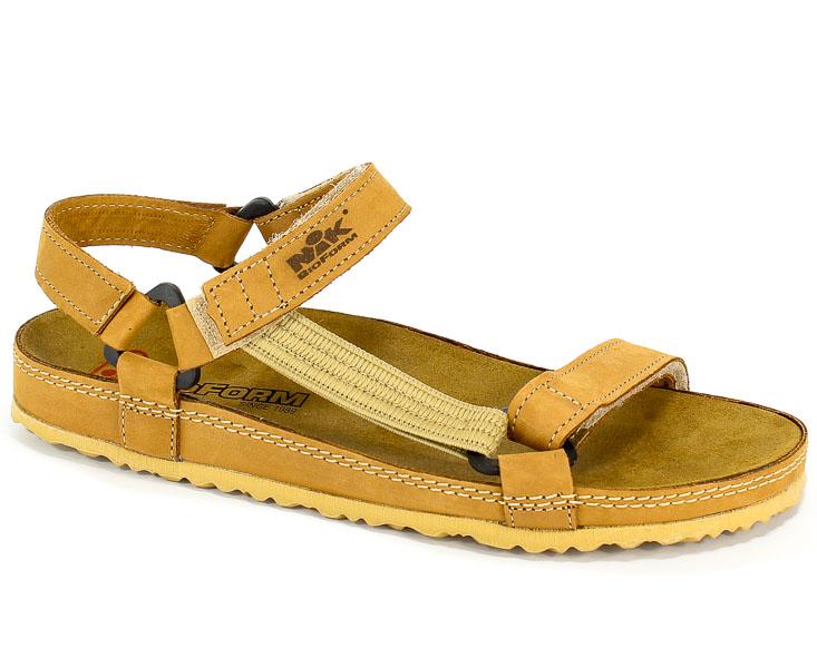 Sandały Nik 07-0090-01-9-06-03 Beż 2
