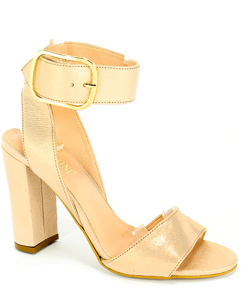 Sandały Visconi 4223257/257 Prada Róż