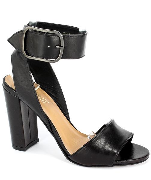 Sandały Visconi 4223257/257 Nero